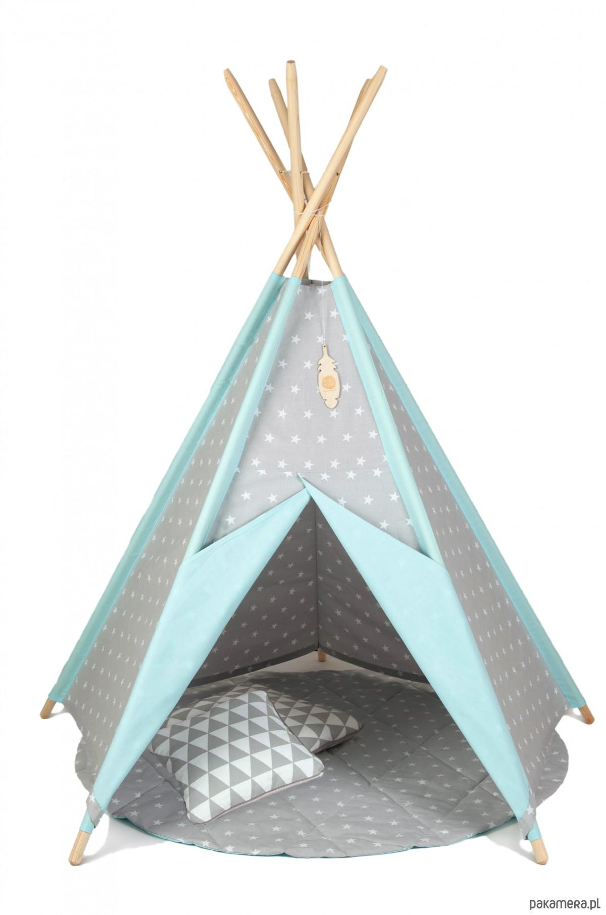 tipi littlenomad namiot wigwam pok j dziecka