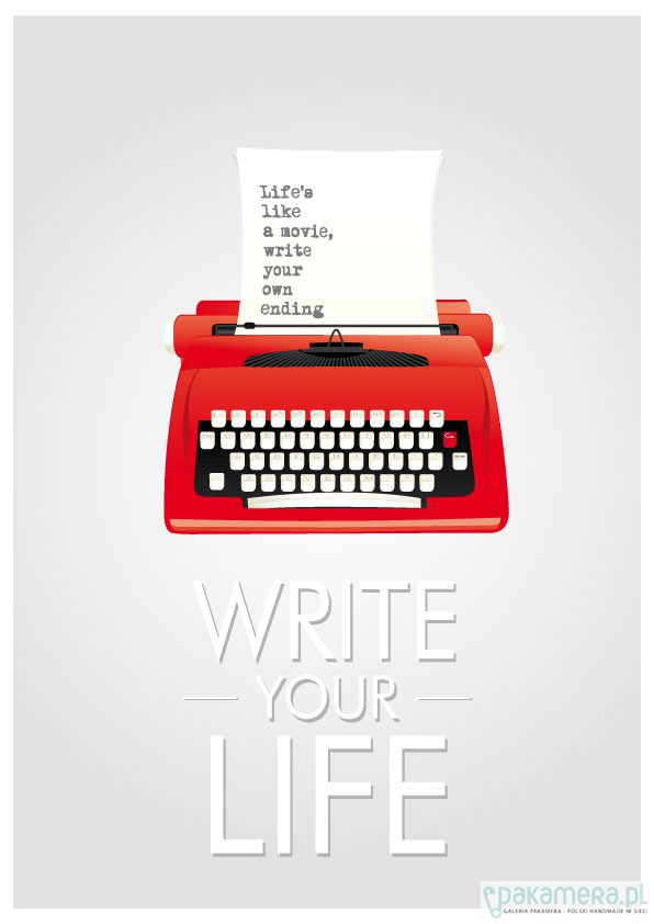 A3 how to write