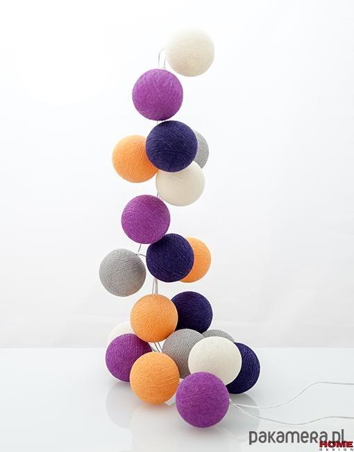 cotton balls by good moods zestaw bratki 20 lampy. Black Bedroom Furniture Sets. Home Design Ideas