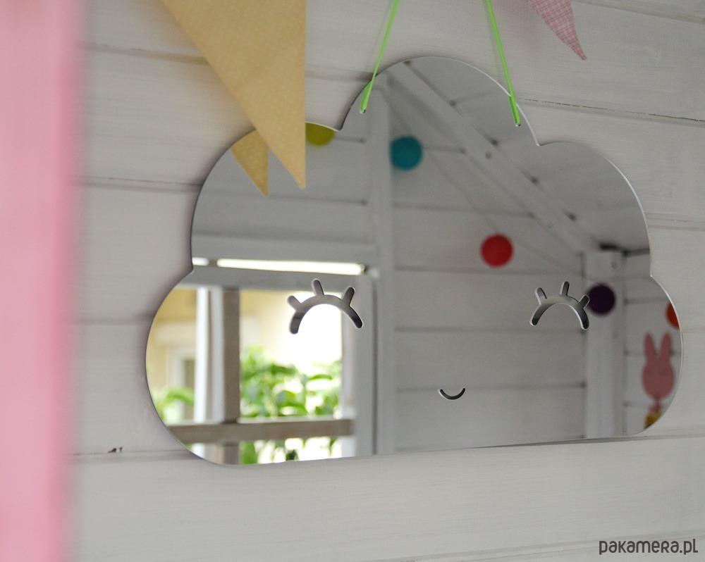 Bezpieczne Lustro Chmurka Do Pokoju Dziecka Pok J