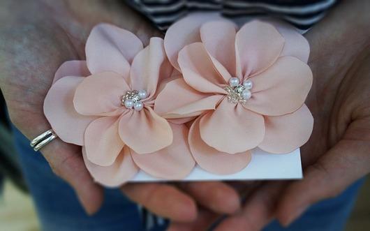 buty-Delicate Flower - klipsy do butów Coquet