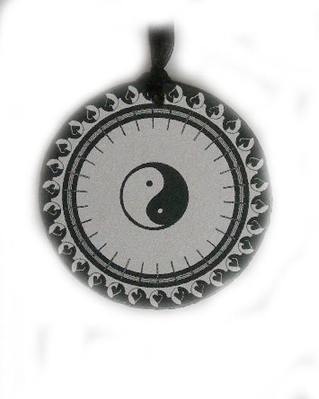 naszyjniki - wisiory-Yin Yang
