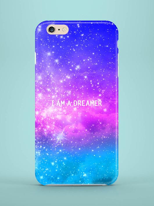 pokrowce i etui-Etui na telefon Dreamer