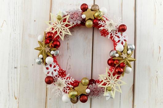 Boże Narodzenie - wianki-Wianek Wieniec Stroik Święta