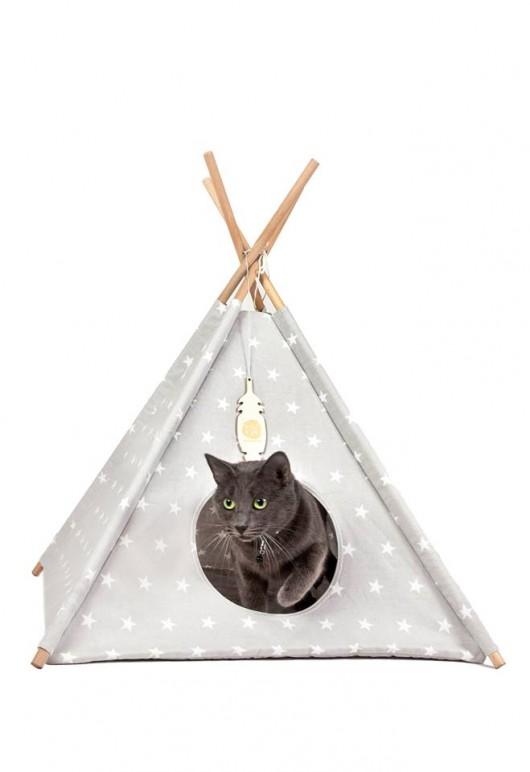 dla zwierząt- TIPI Little NOMAD dla kota i psa - Little NOMAD