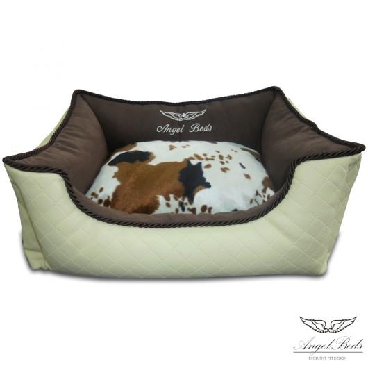 dla zwierząt-Ekskluzywne legowisko dla psa 100x70