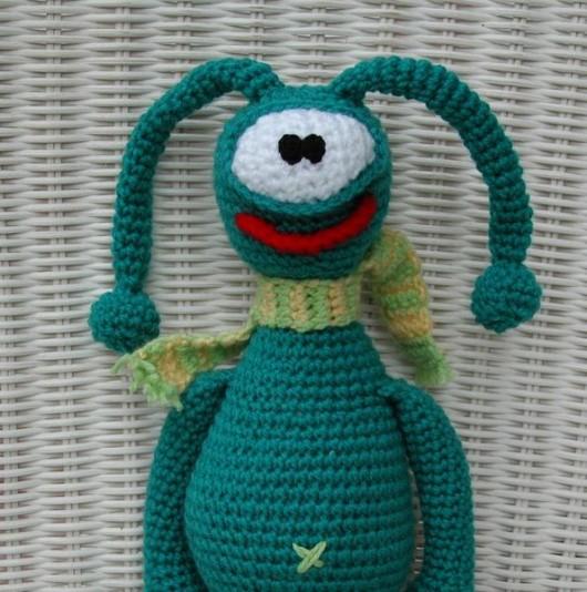 zabawki - misie i maskotki-Oczkoś dla Julki