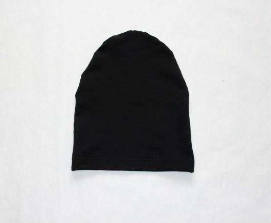 czapki i kapelusze - damskie-Czapka bawełniana