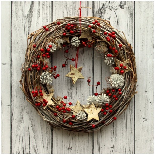 Boże Narodzenie - inne-Brzozowe Gwiazdki