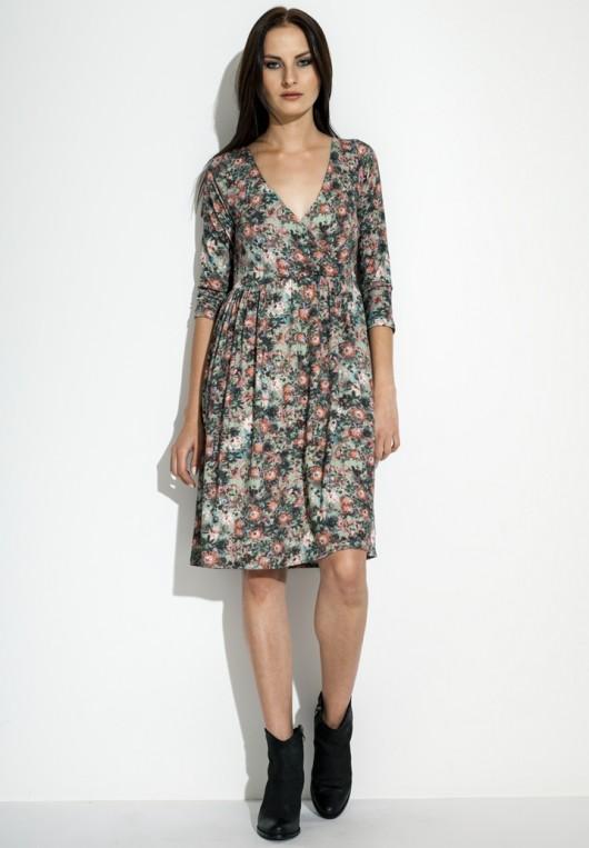 Suknie z jedwabiu