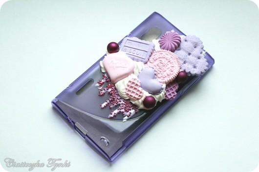 pokrowce i etui-Słodka obudowa (LG Swift L5)