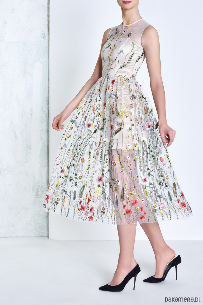 Sukienka Sappherie
