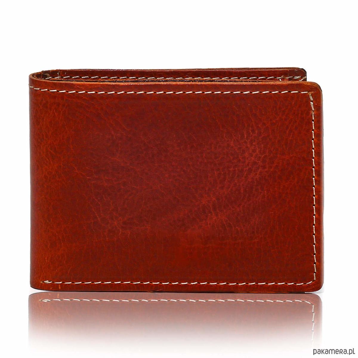 0b925e2e13e97 Portfel męski skórzany sklim cienki Belveder - akcesoria - portfele ...