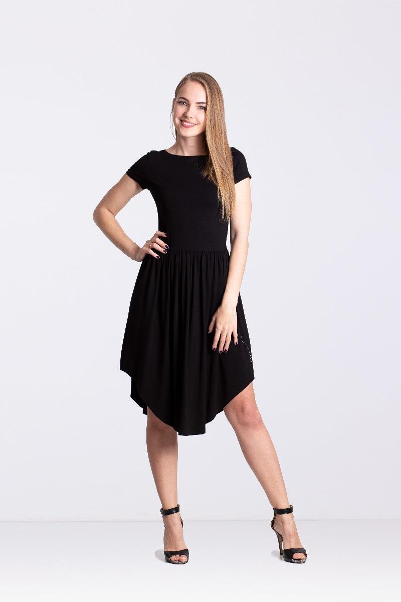 Sukienka AM100 czarna