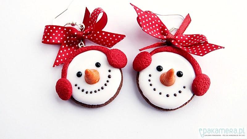 Znalezione obrazy dla zapytania warsztaty bożonarodzeniowe plastyczne bałwanki