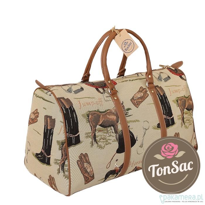 b55f1d0eae498 Torba podróżna sportowa - Ton Sac  Passion  - torby podróżne ...
