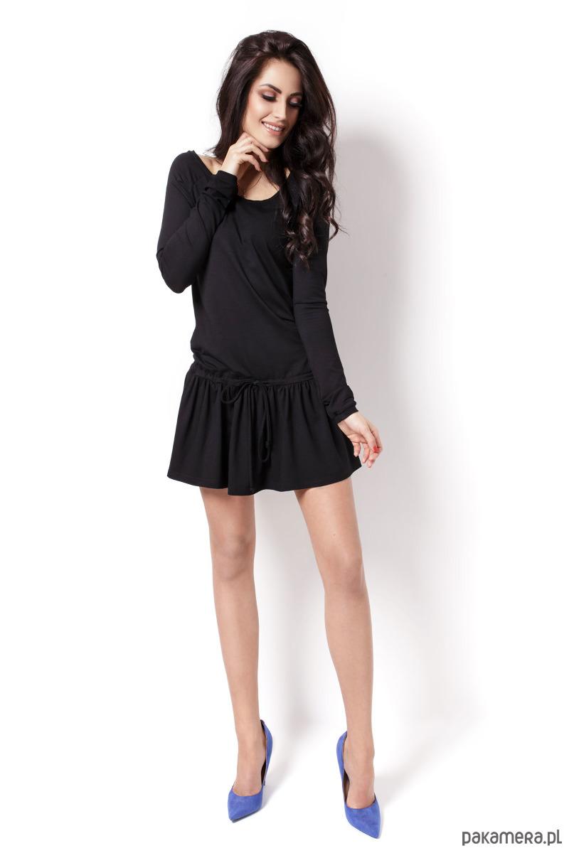 Sukienka Agnes czarny