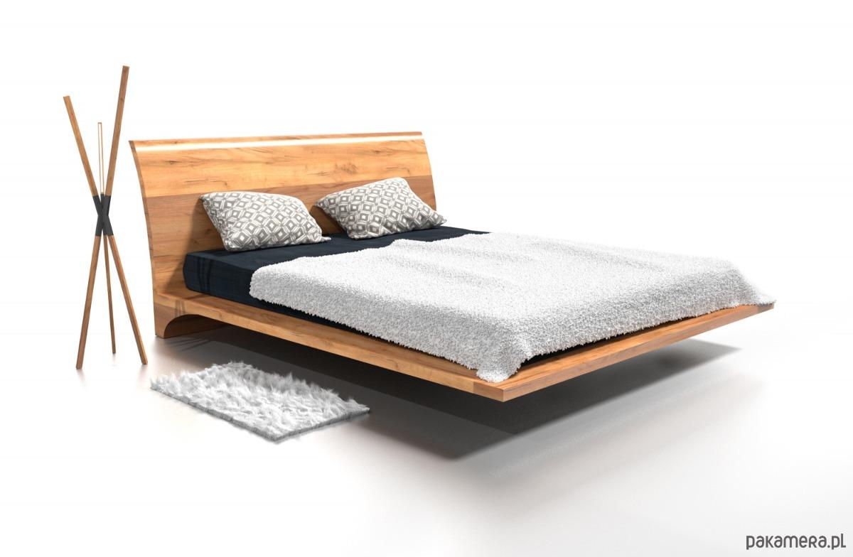 łóżko Drewniane Ray Pakamerapl