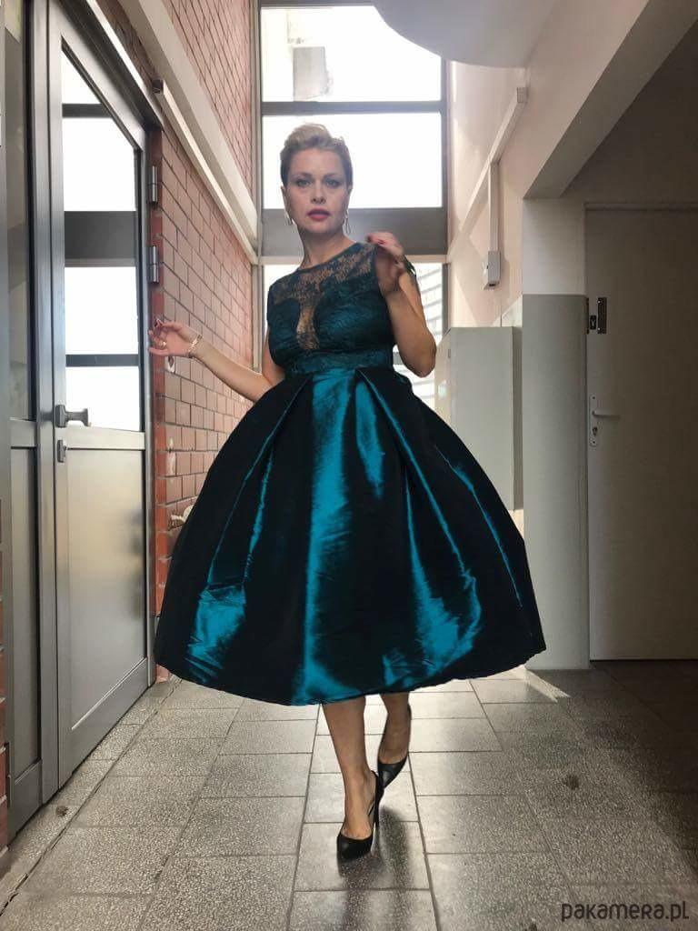Sukienka GlamourEMERALD rozm.36/38