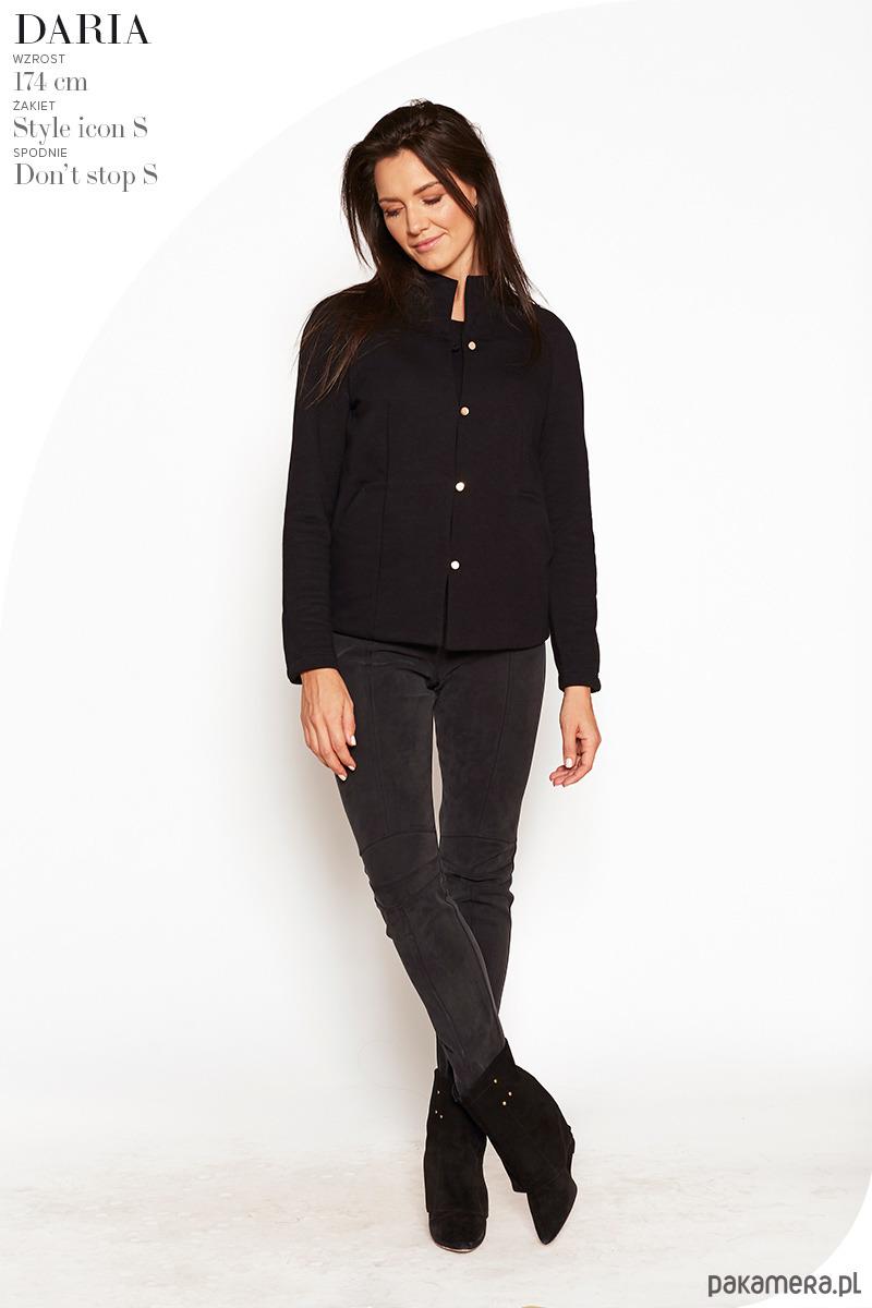 Marynarka Style Icon black