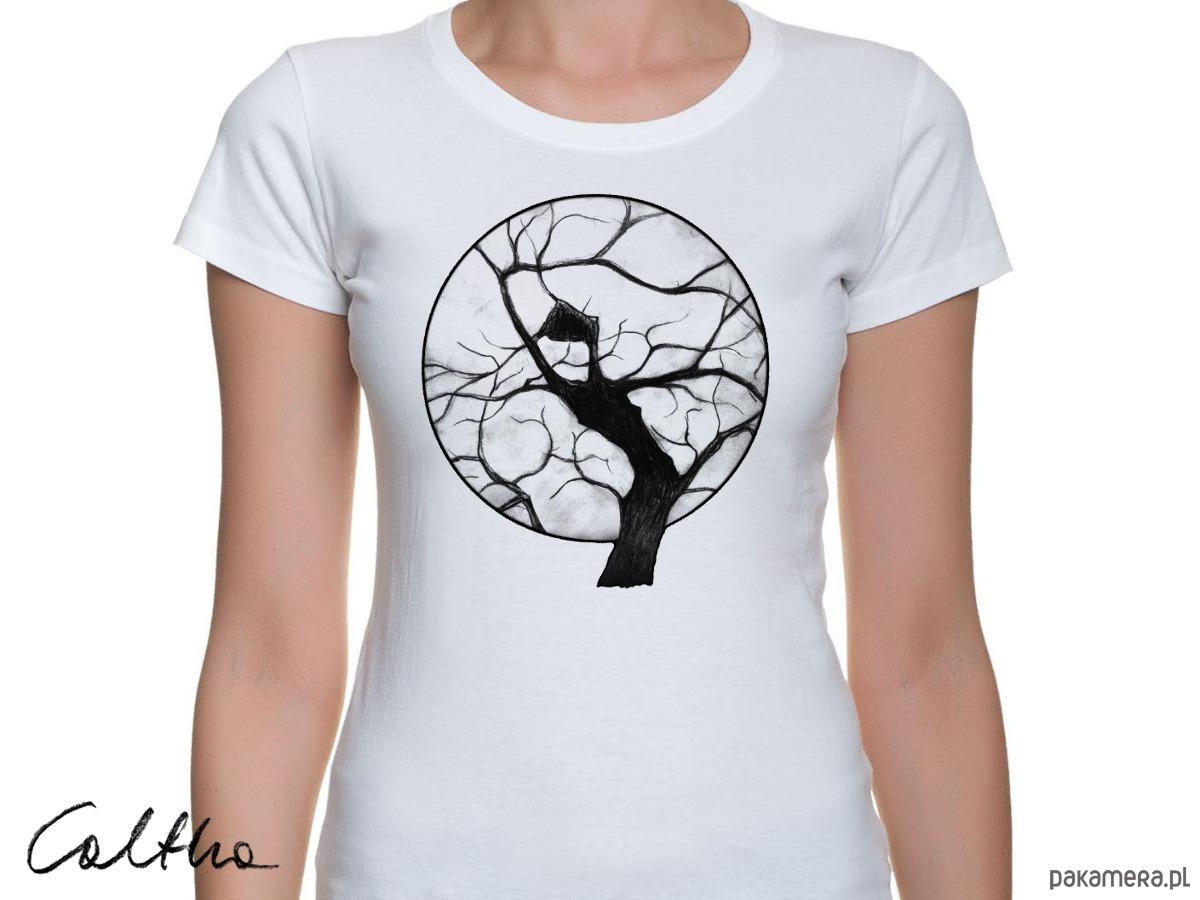 Drzewo - t-shirt - różne kolory