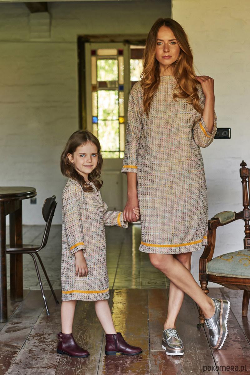 a38dd1f3a0 Sukienka z chanelki - dziewczynka - sukienki - Pakamera.pl