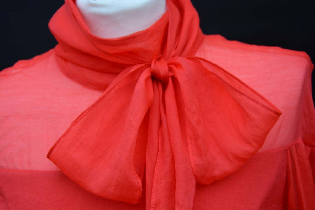Sukienka Sofia z jedwabiu