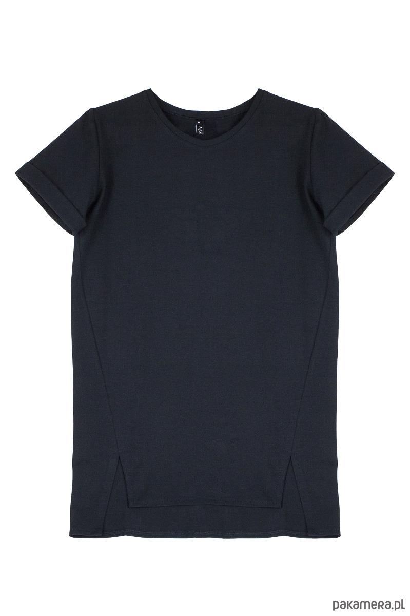 Tshirt BASIC czarny