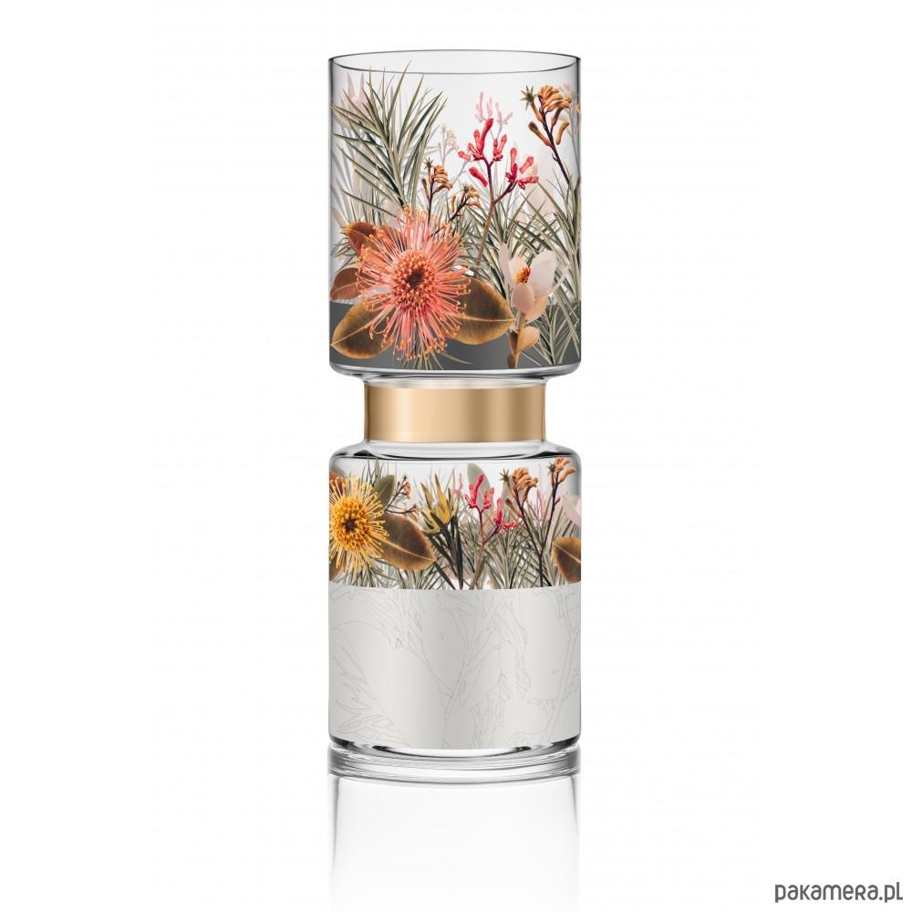 Flory Wazon 40cm Motywy Kwiatowe Pakamerapl