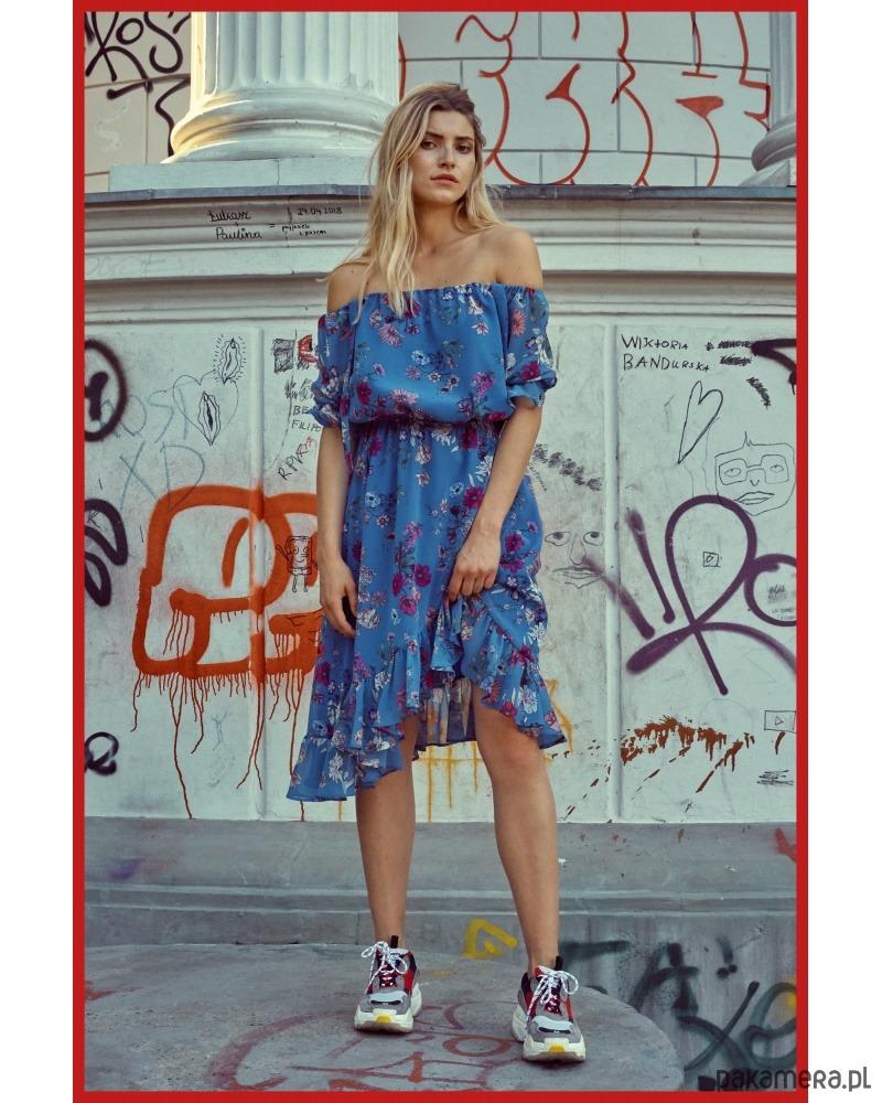 Sukienka Feel Blue