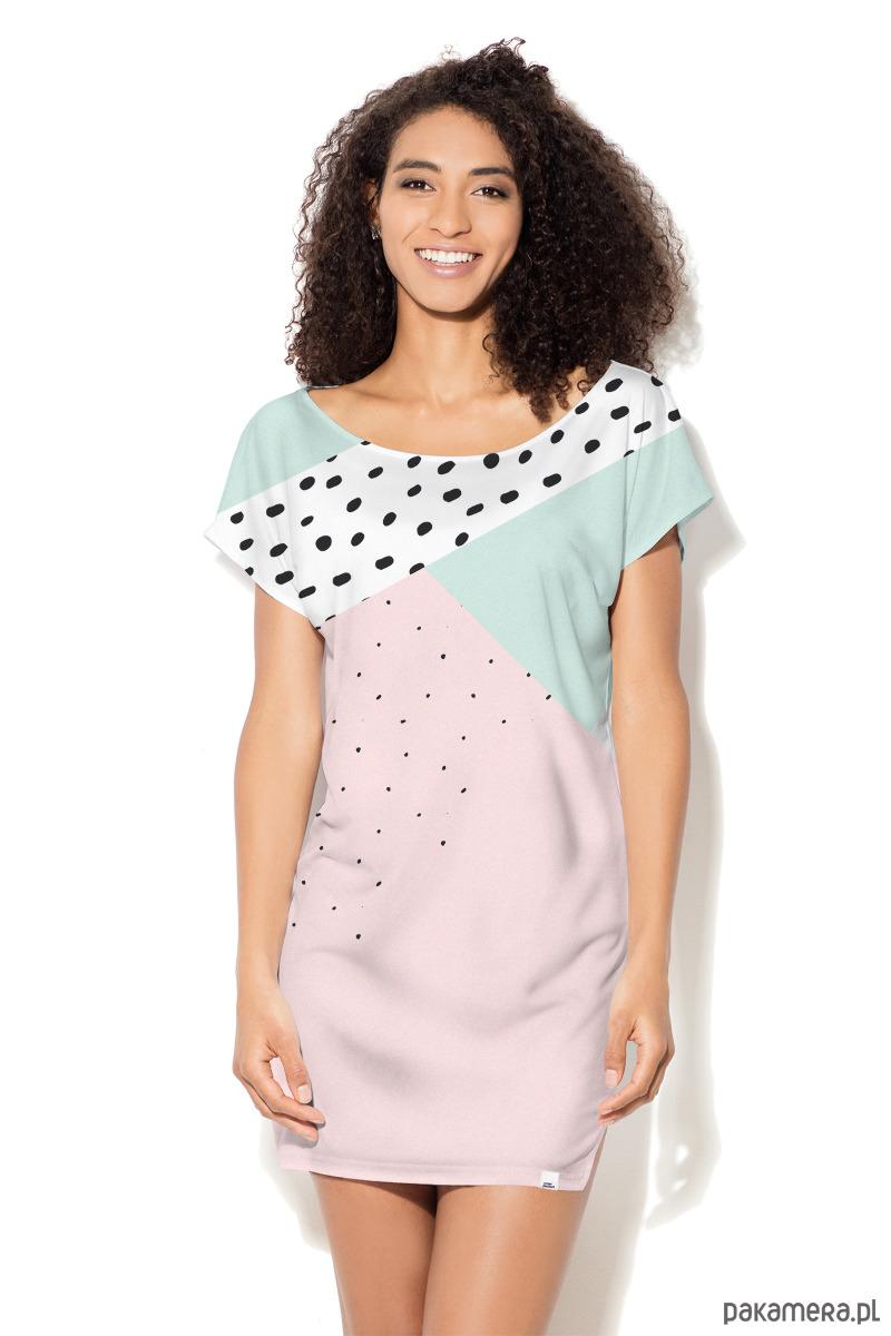 Sukienka mini cp-029w28