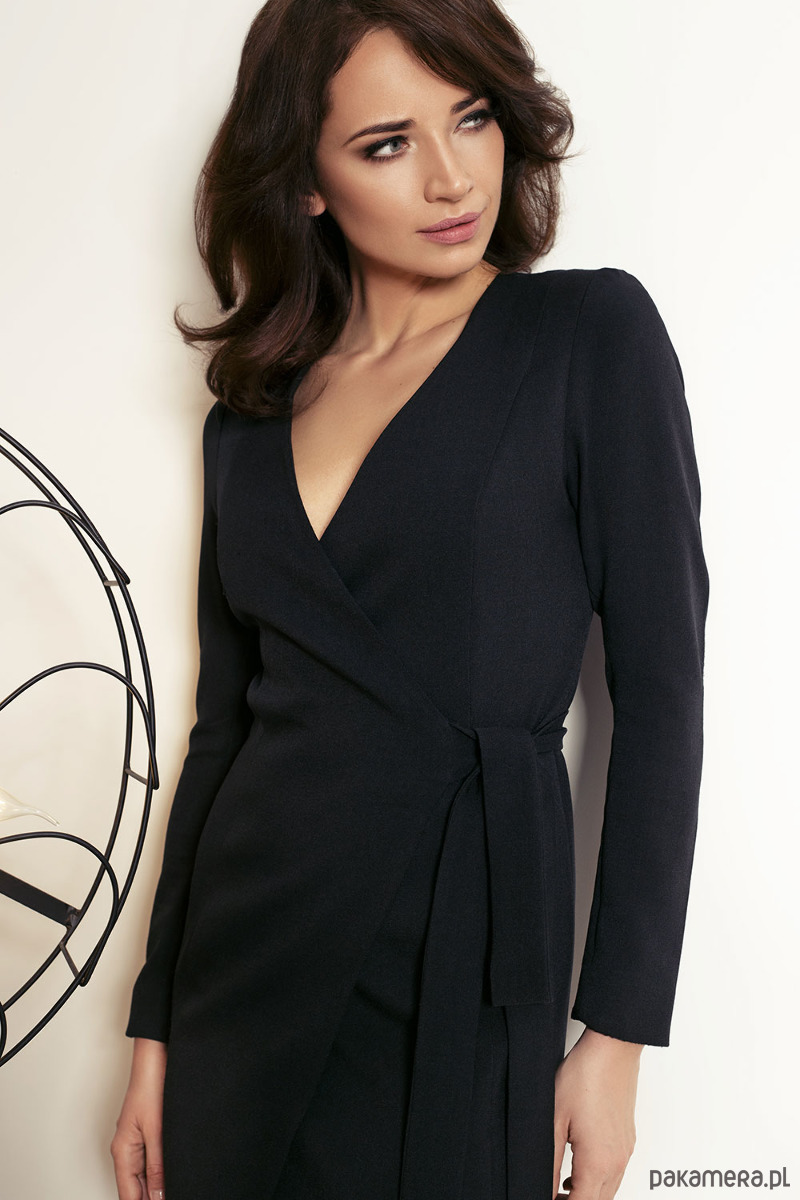 atelier sukienka czarna