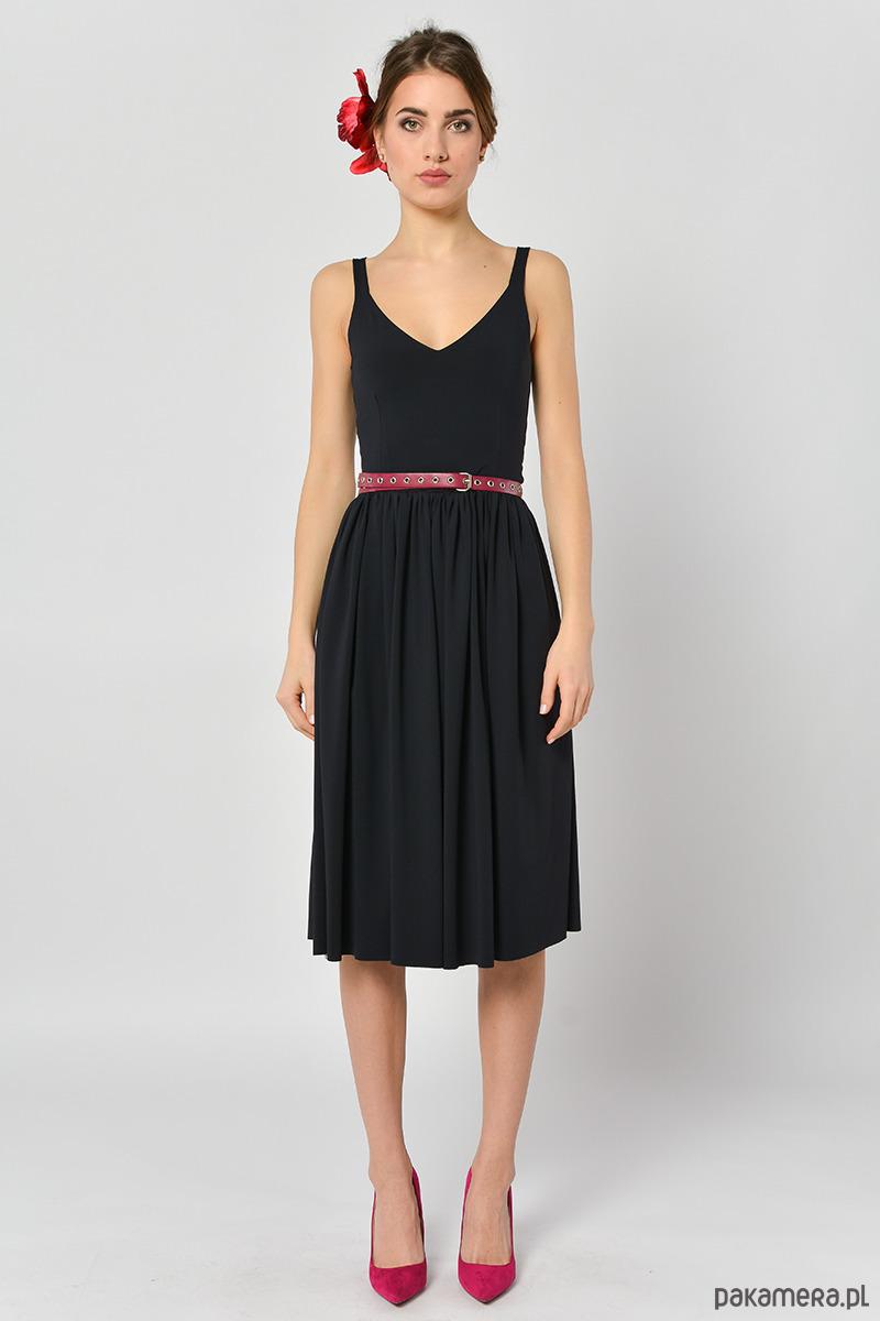 Sukienka czarnuszka