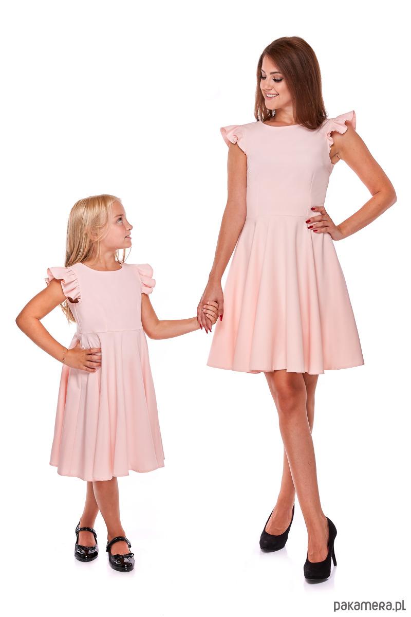 LATORI - Sukienka z kolekcji Mama i Córka LM16