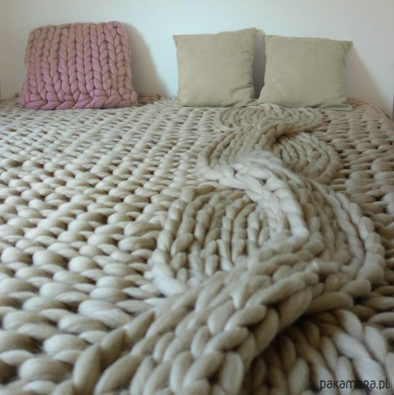 Narzuta Na łóżko 180x200 Pakamerapl