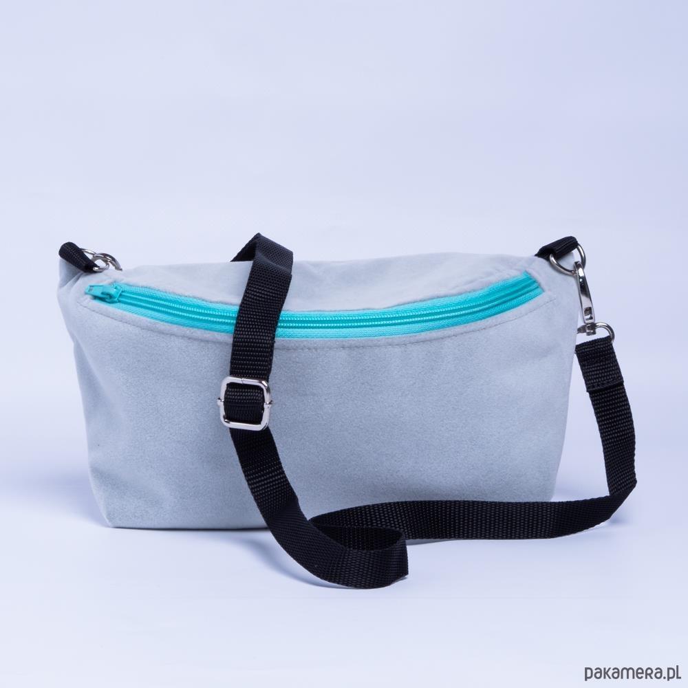 Mini torebka Nerka 2W1 Pastelowe