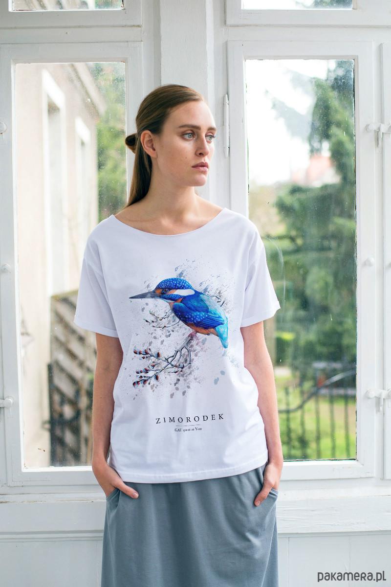 ZIMORODEK Oversize t-shirt