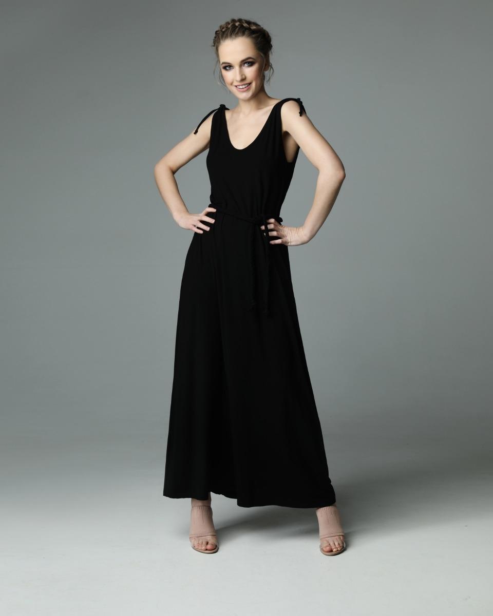 Sukienka Etta - czarna