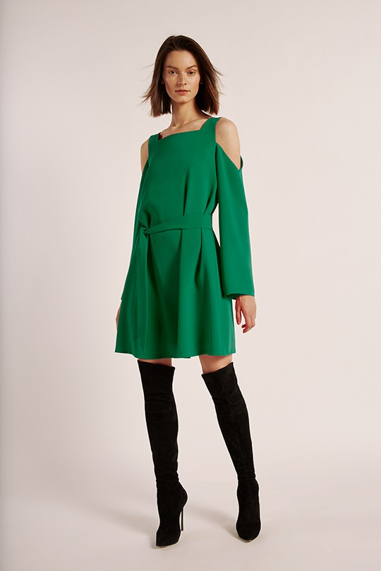 Sukienka Fairy Green