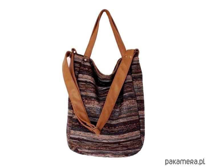 8283360e1192e VEGE IKS Navaho rudy - torby na ramię - damskie - Pakamera.pl