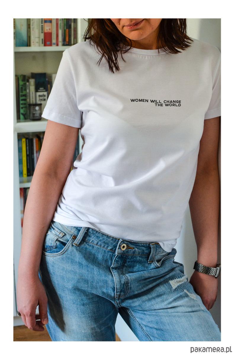 WOMEN CHANGE T-shirt