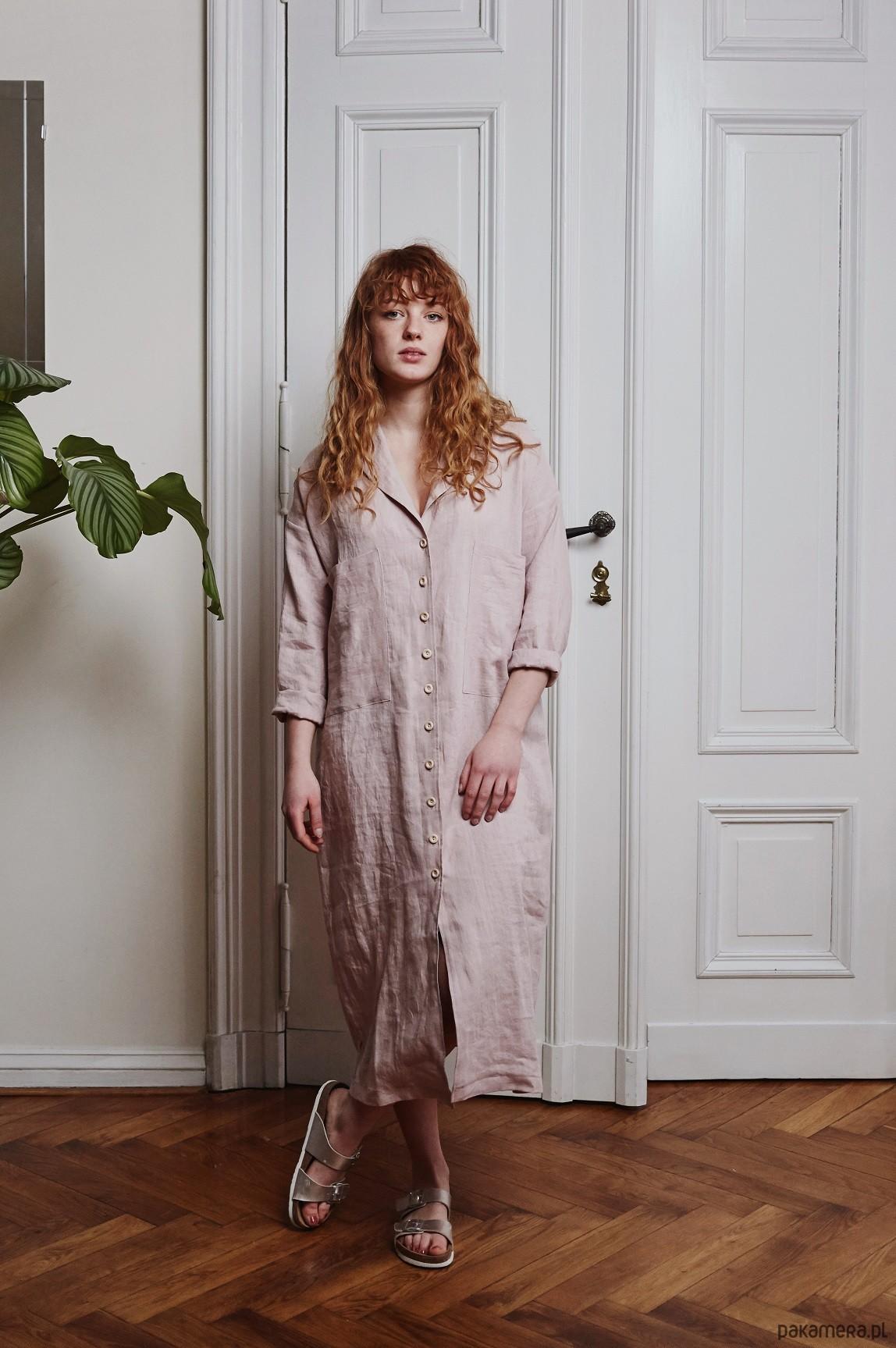 Sukienka Florence różowa