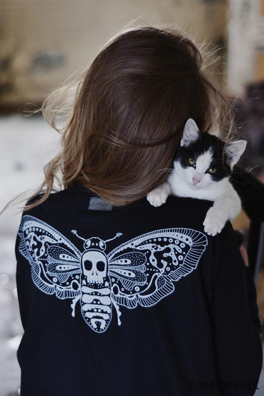 Tunika Black Moth