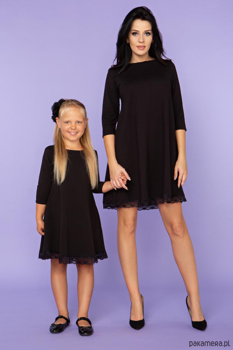 Komplet dla mamy i córki, sukienki, model 25_2