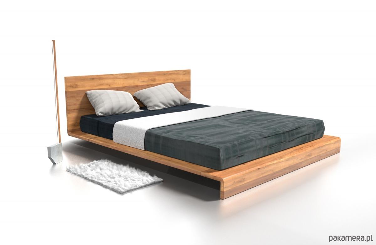 łóżko Drewniane Paul Pakamerapl
