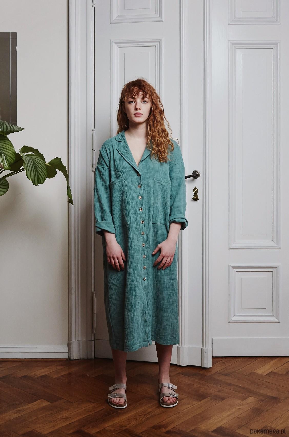 Sukienka Florence zielona