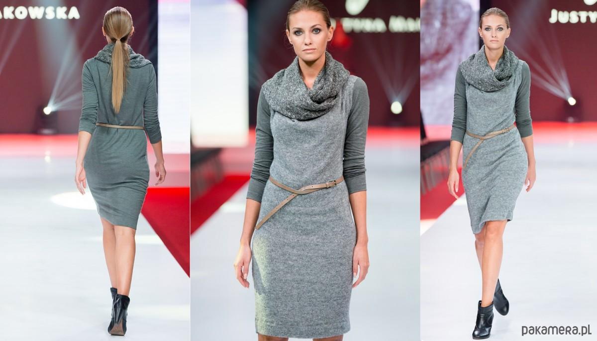 9c193258d6 sukienka z kaszmiru - sukienki - midi - Pakamera.pl