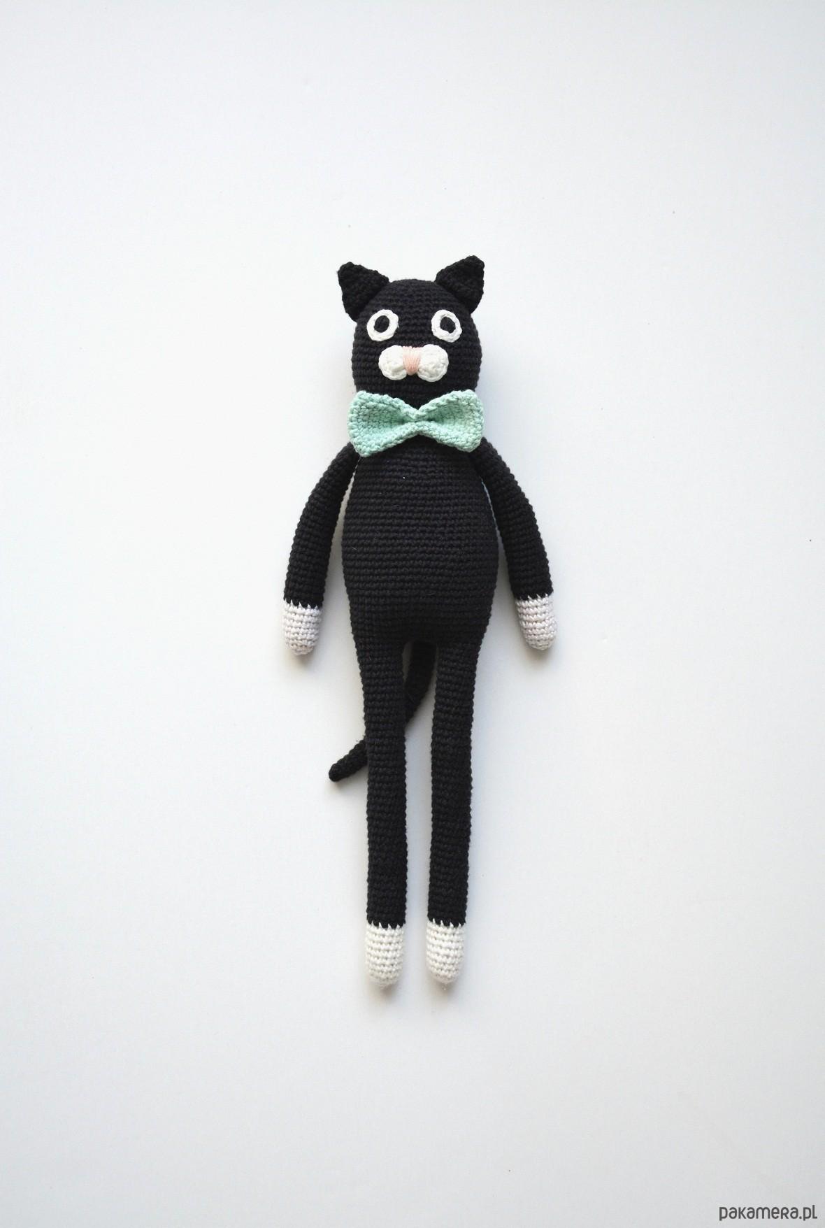 Kot Prot Zabawki Przytulanki Pakamerapl