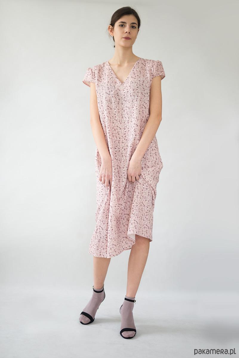 sukienka 'ODDECH PORANKA'
