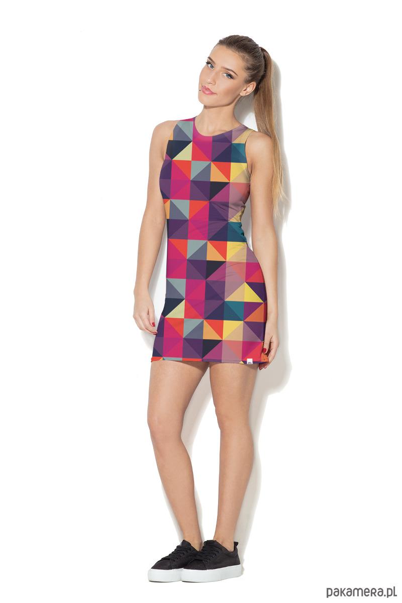 Sukienka mini cp-026w12